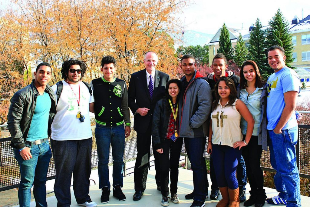 chancellor with D.R. students.edit_.jpg