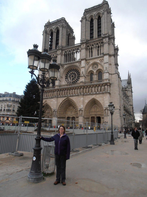 jennifer in front of church.jpg