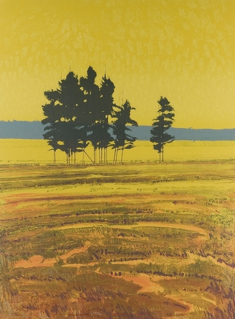 out_of_print_-_stand_of_trees_lithograph_by_connie_borup.jpg