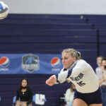 No. 2-national ranking for Eastern volleyball team