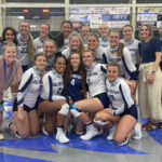 USU Eastern Volleyball defeats Florida Southwestern, finishes season in 7th place
