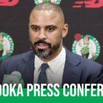 Former CEU player named Boston Celtics head coach