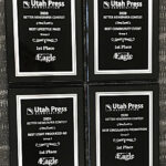 The Eagle continues to bring home awards at Utah Press Association's Better Newspaper Contest
